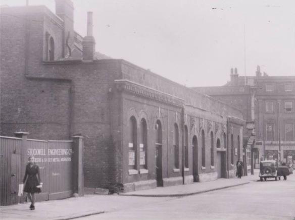 Greenwich Park station